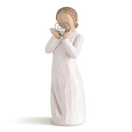- Willow Tree Lots of Love, sculpted hand-painted figure