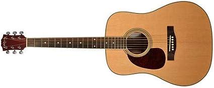 Carlo Robelli crf640nla zurdos guitarra acústica Dreadnought ...