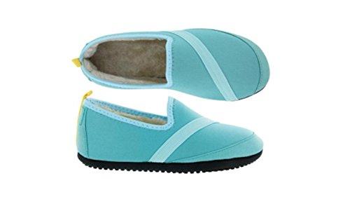 Kozikicks Actieve Pantoffels Voor Dames, Door Fitkicks Paars