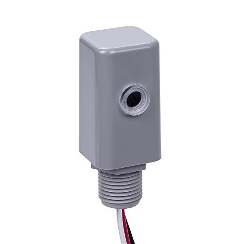- Intermatic EK4136S Select Grade Fixed Mount Electronic Photo Control with Stem and Side Lens by Intermatic Incorporated