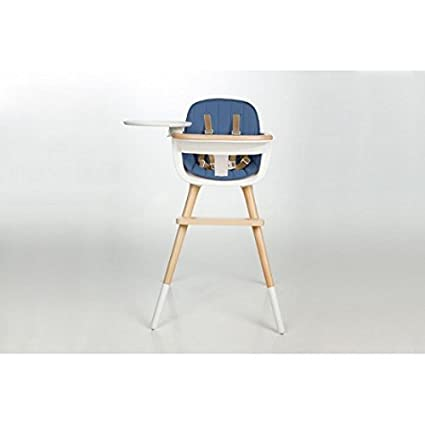 1d89c5a6b8f7 Image Unavailable. Image not available for. Color  Micuna OVO MAX LUXE High  Chair with Seat Fabric ...