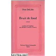 BRUIT DE FOND