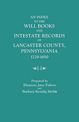 An Index to the Will Books and Intestate Records of for sale  Delivered anywhere in USA