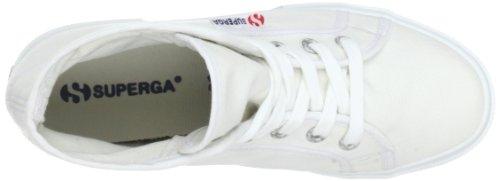 Superga 2095- COTU S003J40 - Zapatillas de deporte de lona unisex Blanco