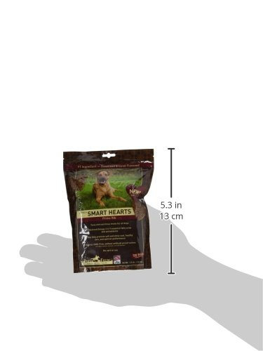 Omega Fields Balanced Omega-3-6-9 Soft Baked Flax Treats in Prime Rib Flavor for Dogs, 1.25 lb by Omega Fields (Image #4)