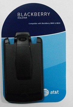 AT&T Swivel Belt Clip Holster for Blackberry 8800, 8820, 8830