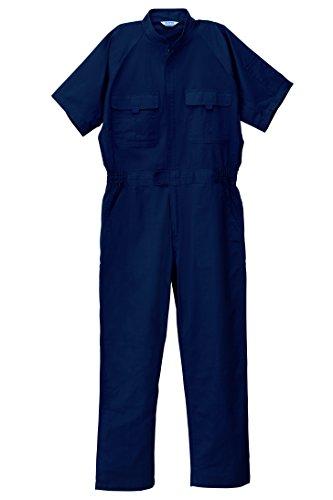 [해외]SOWA (ソ?ワ) 반 계속 옷 해군 4L 사이즈 9007 / SOWA Short Sleeve Continuous Wear Navy 4L Size 9007