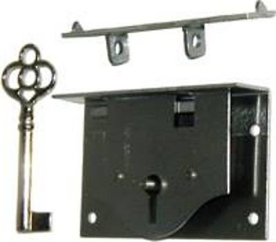 Wide Mortise Lock - 7