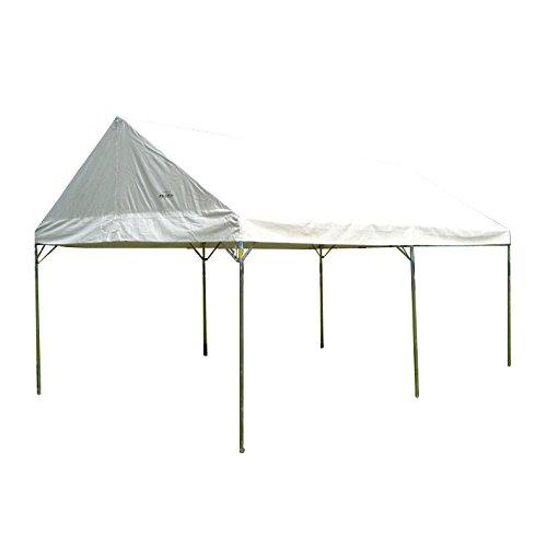 スーパーキングEテント ポリエステル帆布製 2間×3間 3.55m×5.31m 6坪 B019UYHQUI