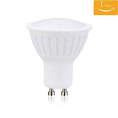 GU10 LED Bulb 3Watt (30Watt Halogen Bulbs Equivalence) Spotlight GU10 Base Not Dimmable 120 Volltage 120 Degree Beam Angle 2700K 3000K 4000K 5000K Recessed Lighting