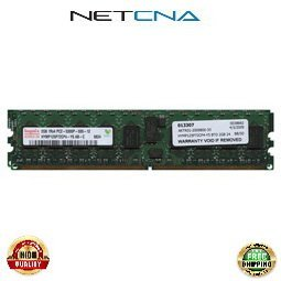 41Y2771 4GB (2x2GB) IBM Compatible Memory System x3850/3950 M2 DDR2-667 Chipkill Kit 100% Compatible memory by NETCNA ()