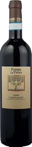 ロッソ ディ モンタルチーノ / ポデーレ ラ ヴィーニャ 750ml [イタリア/赤ワイン/辛口/フルボディ]の商品画像
