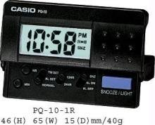 CASIO Travel Alarm Clock