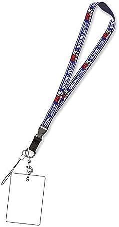 Suzuki Motogp Ecstar Lanyard Inkl Tickettasche Schlüsselband Key Chain Original Blau Weiß Rot Neon Spielzeug