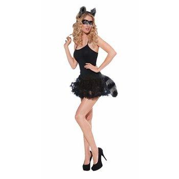 Girls Sweet Raccoon Costume Best Costumes For Halloween