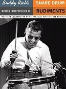- Hal Leonard Buddy Rich's Modern Interpretation Of Snare Drum Rudiments