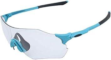 Gafas de sol Gafas de sol Gafas de conducción de ciclo del parabrisas hombres de deportes al aire libre de bicicletas de montaña gafas deportivas gafas de protección Ciclismo decoloración de la lente