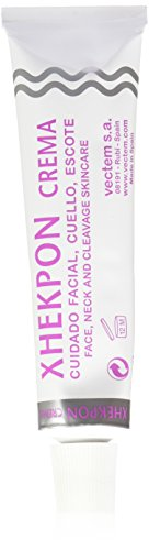 XHEKPON Face Neck & Decolleté Anti-ageing Cream with Collagen, Aloe Vera & Centella Asiatica 40 ml