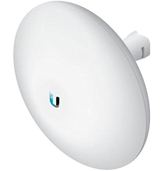 Ubiquiti Networks NBE-5AC-19 NanoBeam airMAX - Antena, 19 dBi ...