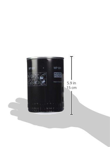 Mann Filter WP931 Filtro de Aceite