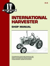 McCormick Deering W4 Tractor Service Manual for sale  Delivered anywhere in USA