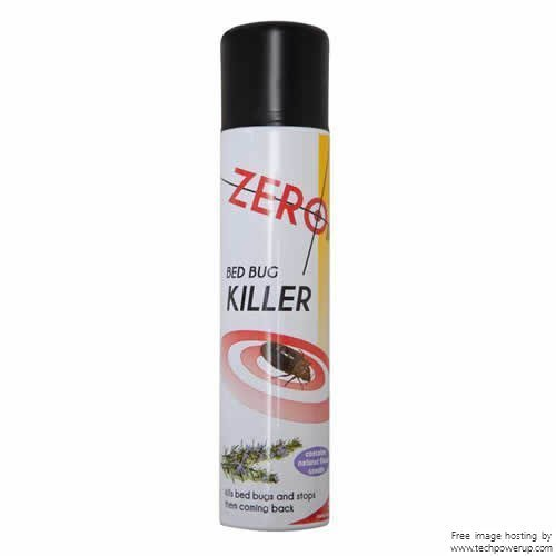 2xThe New Bed Bug Killer Aerosol 300ml. Kills Bed Bugs & Stops the coming back! by Caraselle