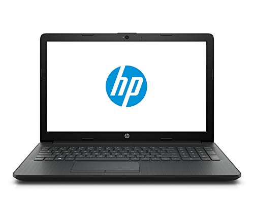 HP 15 Intel Core i3 7th Gen 15.6-inch Full HD Laptop (8GB/1TB HDD/DOS/Sparkling Black/2GB Graphics), 15-da0074TX
