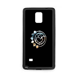 Blink 182 Samsung Galaxy Note 4 Cell Phone Case Black yyfD-389007