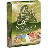 Naturals Plus Vitamin and Minerals Dry Cat Food (13-lb bag) For Sale