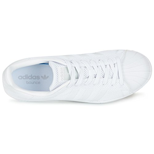 Cream adidas White Pharrell Zapatillas Supershell Hombre para Superstar wPgqYPr0