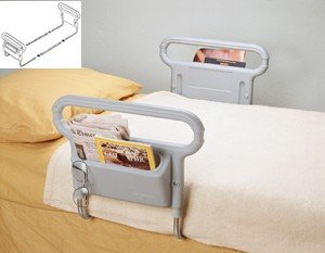 Ableware 764880010 Ablerise Bed Assist, Gray