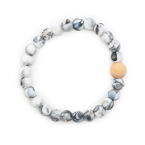 Bella Tunno Teething Bracelet, Bradley Marble