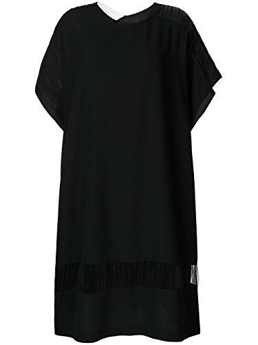 Kleid S51ct0930s48546900 Damen Schwarz 11 Margiela Polyester Maison
