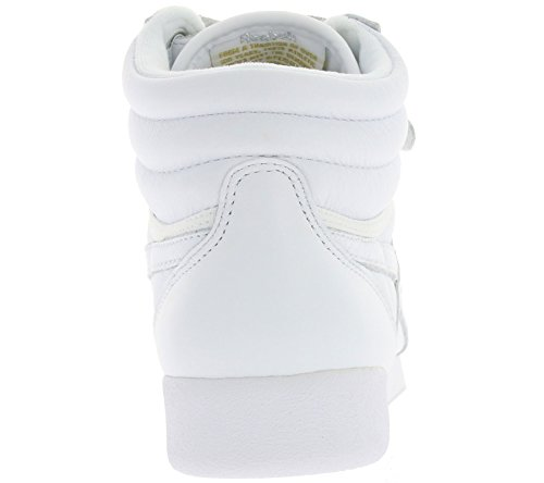 Baskets Reebok Reebok Hi Blanc Freestyle Blanc Freestyle Reebok Baskets Freestyle Hi Baskets 10xUwq