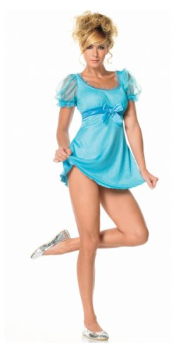 [Neverland Wendy Adult Costume - Medium/Large] (Wendy Costumes For Adults)