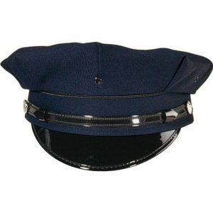 5661	Navy Blue Police/ Security cap (Size 7.5)