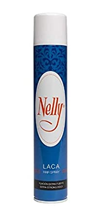 NELLY LACA CLASSIC FIJACION EXTRA FUERTE 400ML: Amazon.es ...