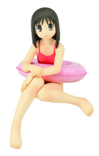 San 1/7 Scale Pvc Figure - Great King Azumanga: Osaka (Swimsuit Version) Ani-Statue