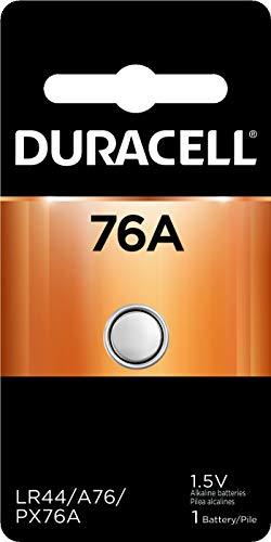 Duracell - 76A Alkaline Battery - 1 count