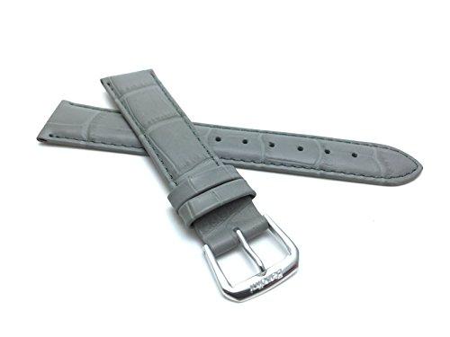 Grey Alligator Strap - 6