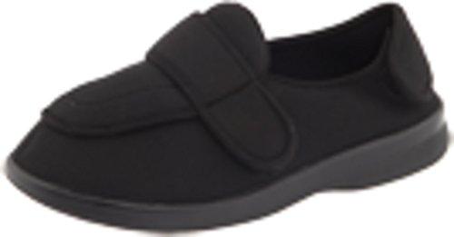 Propet Men's M0095B Cronus Sneaker,Black,13 5E US