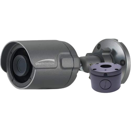 (SPECO Technologies O2IB68 2MP Intensifier IP Bullet Camera, 3.6MM Lens)