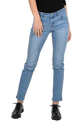S Jeans Bracken DENIM petits taille Molly BLEU Couleur Taille points basse ajust PpwBBxnAq
