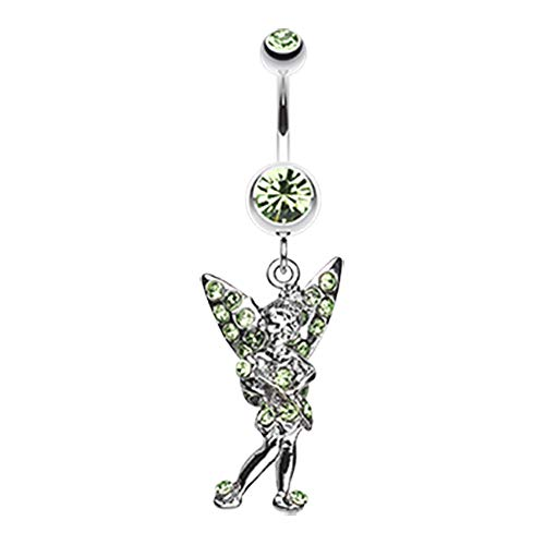 disney belly button rings - 6