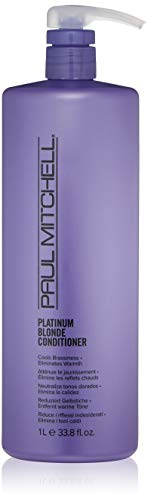 Paul Mitchell Platinum Blonde Conditioner, 33.8 Fl Oz