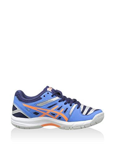 Asics Zapatillas Deportivas Gel-Beyond 4 Gs Azul / Naranja / Azul Marino EU 35.5