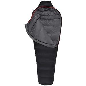 TETON Sports Altos 0F Ultralight Down Mummy; 0 Degree Sleeping Bag Perfect for Backpacking, Hiking, and Camping; 3-4 Season Mummy Bag; Free Stuff Sack Included