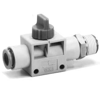 SMC VHK2-07F-07F-X205 finger valve