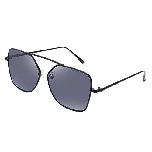 de de película moda metal sol gafas de H gafas brillante hombre gafas Aoligei La color señora de ojos sol w7WnpqcI6H