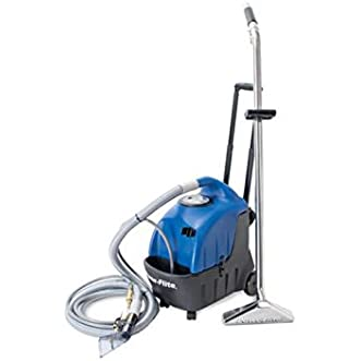 Powr-Flite PS35ER Portable Carpet Spotter with Floor Wand, Detail Tool and 10  Hose